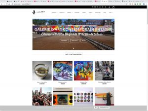 godzillart references clients agence web pro