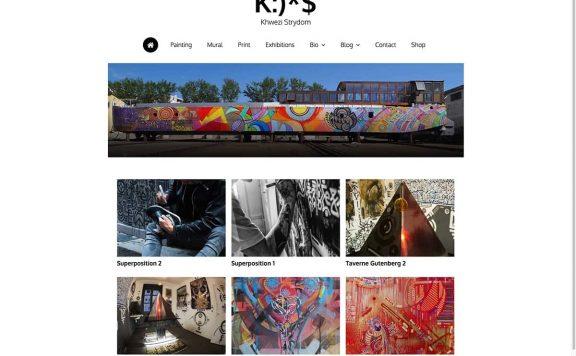 khwezi strydom references clients agence web pro